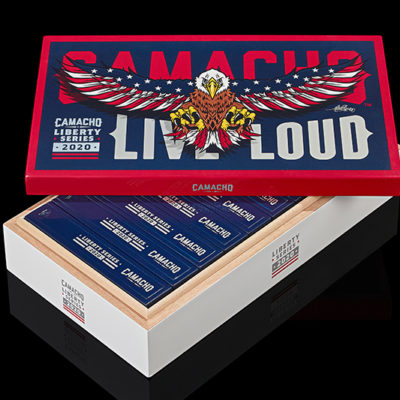 Camacho Cigars Ships New Camacho Liberty Series 2020