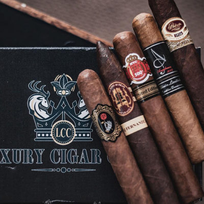 Monthly Cigar Subscription Options | Luxury Cigar Club