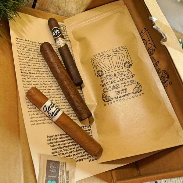 Monthly Cigar Subscription Options   Privada Cigar Club