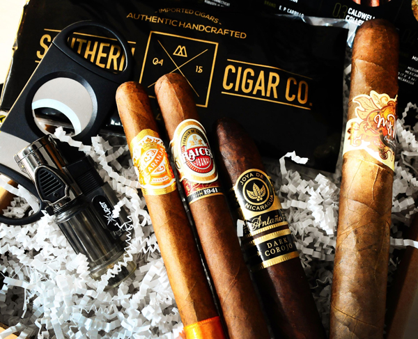Monthly Cigar Subscription Options   Southern Cigar Co.