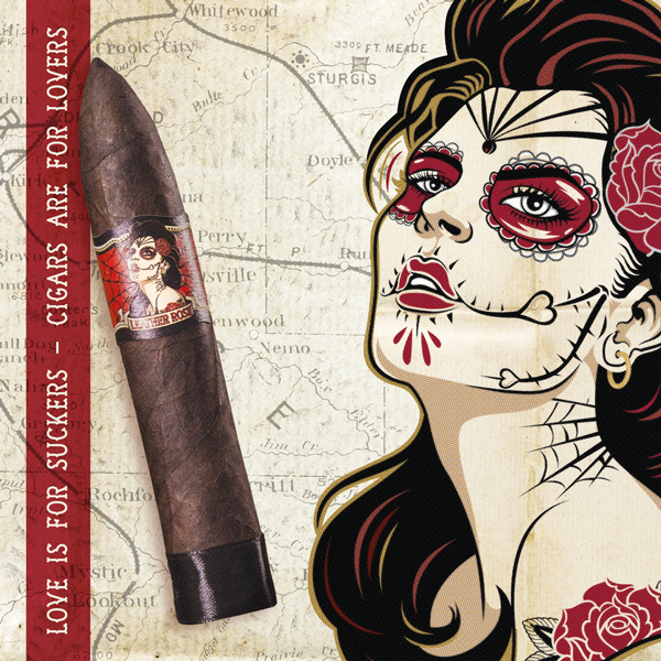 Drew Estate to Release Deadwood Leather Rose in July