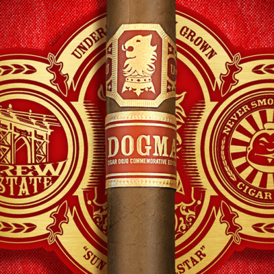 Drew Estate Announce Undercrown Dogma Sun Grown and Maduro