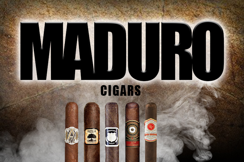 Five Maduro Cigars You Should Be Smoking Right Now