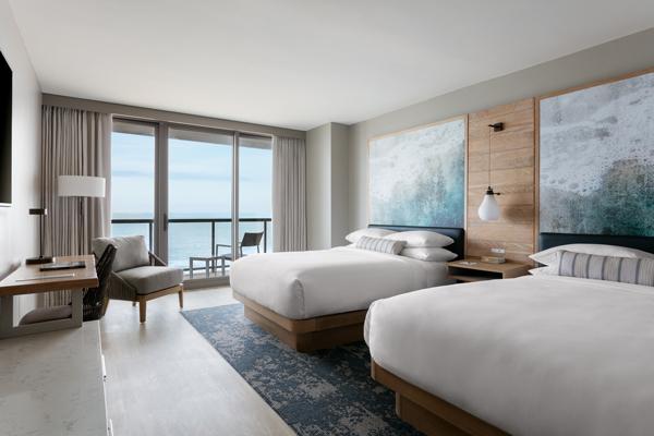 Marriott Virginia Beach Oceanfront Opens