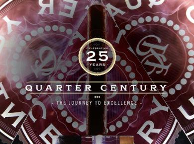 Rocky Patel Teases Quarter Century