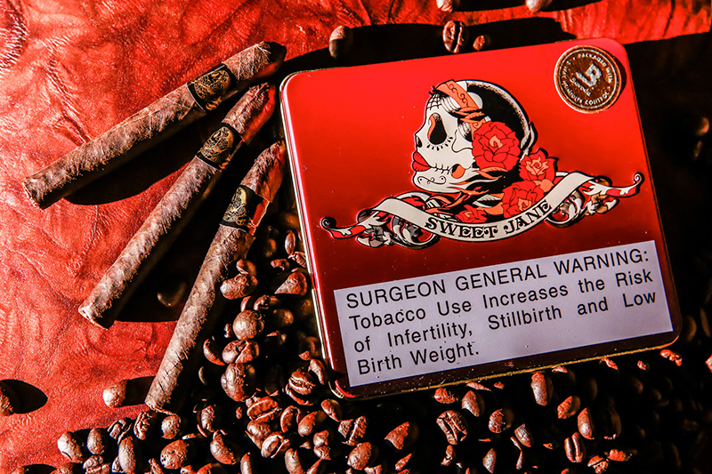 Cigar Tins | Deadwood Sweet Jane