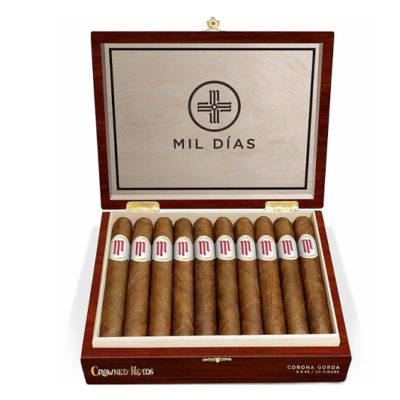 Crowned Heads' Ultra-Premium Mil Días Arriving in August