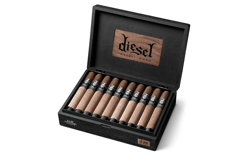 Diesel Collaborates with AJ Fernandez on Estelí Puro