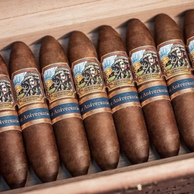 Foundation El Güegüense 5 Year Aniversario Collector's Chest Unveiled