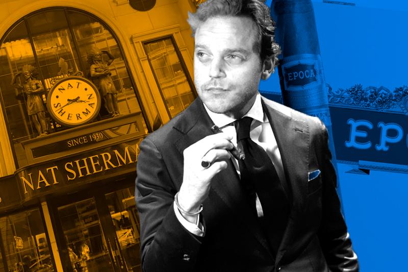 Nat Sherman: A 90 Year Legacy
