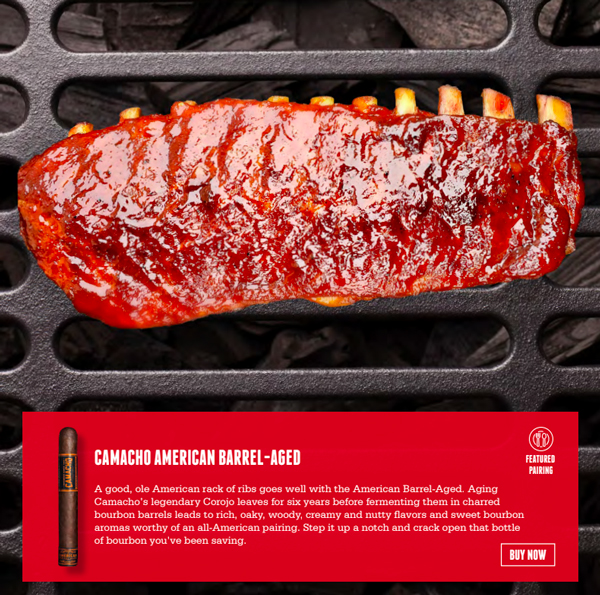 Camacho Chill and Grill Cookbook | St. Louis Style Ribs With Apple Habanero Pectin Glaze