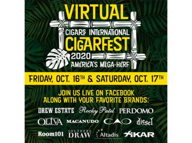 Cigars International Announces CIGARFest 2020