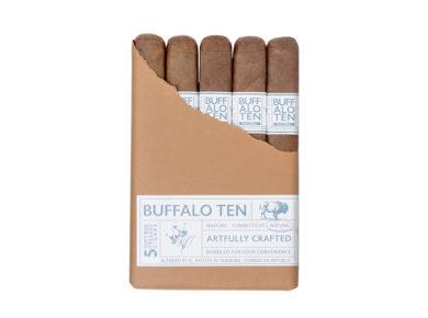 El Artista Announces Buffalo Ten Natural and Fugly Claro