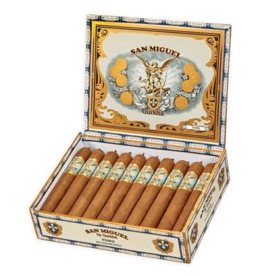 Gurkha Cigars Releases San Miguel