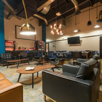 First Atabey Lounge Launches at Industrial Cigar Co.