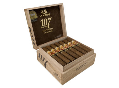 La Aurora Announces the Release of 107 Nicaragua
