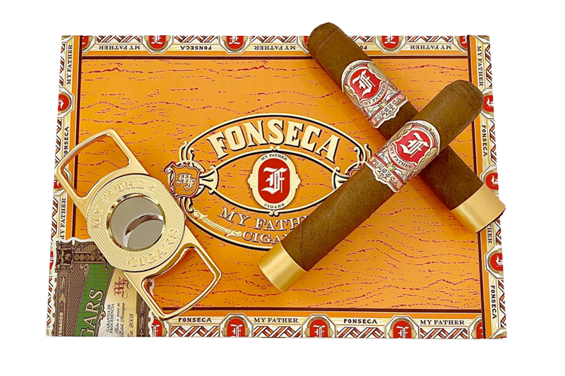 My Father Cigars Ships Fonseca