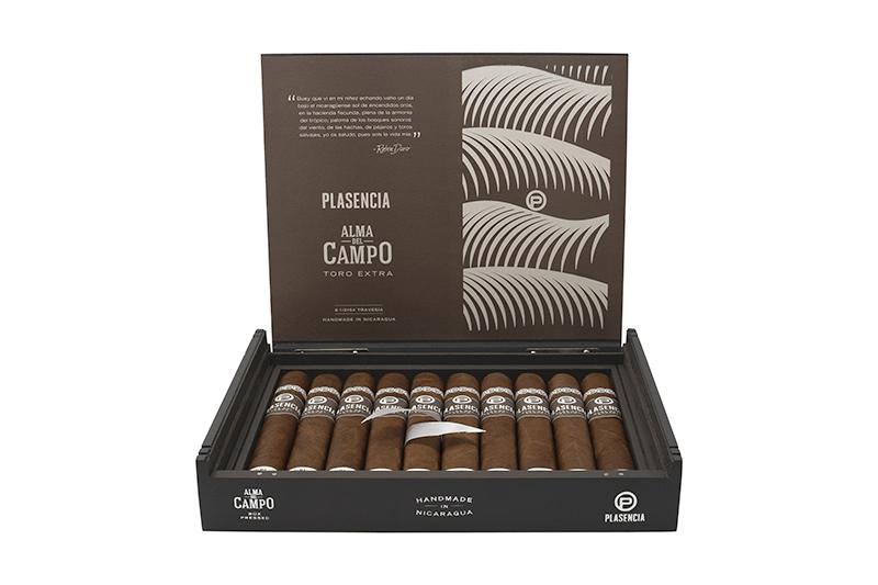 Plasencia Cigars Releasing Alma del Campo Travesia Box Press