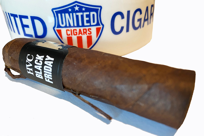 United Cigars Announces HVC Black Friday Firecracker