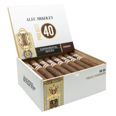 Alec Bradley Cigars Project 40 Maduro