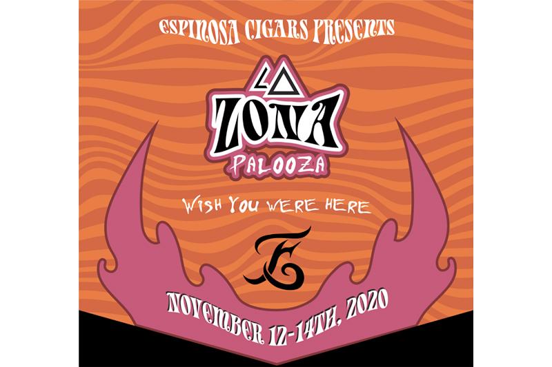 Espinosa Reveals Virtual La Zona Palooza 2020 Event Details