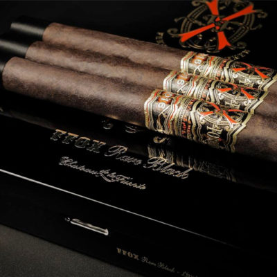 Prometheus Announces New Upcoming Fuente Aged Selection Releases