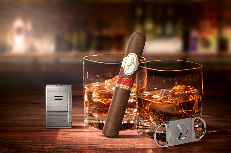 Davidoff Presents Limited Edition Year of the Ox Collection