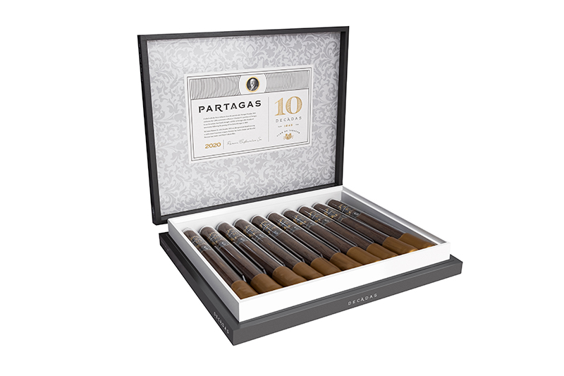 Partagas Limited Reserve Decadas 2020 Announced