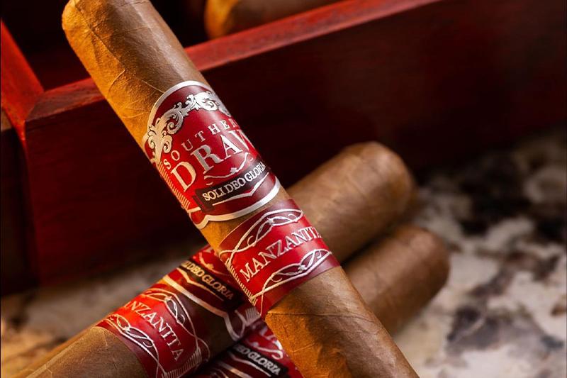 Southern Draw Cigars Announces Manzanita