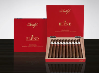 BLEND Bar with Davidoff Cigars Releases First Branded Premium Cigar