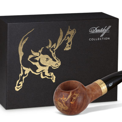 Davidoff Year of the Ox Masterpiece Pipe
