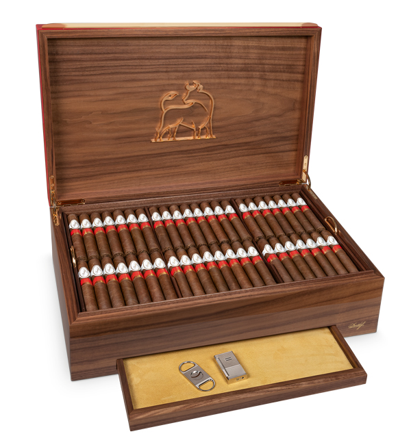 Davidoff Releases Limited Edition Year of the Ox Masterpiece Humidor