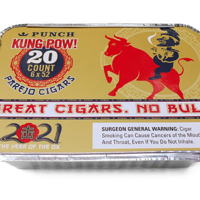 Punch Cigars | Punch Kung Pow!