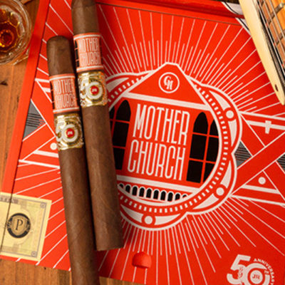 JR Cigar | Crowned Heads | Mother Church