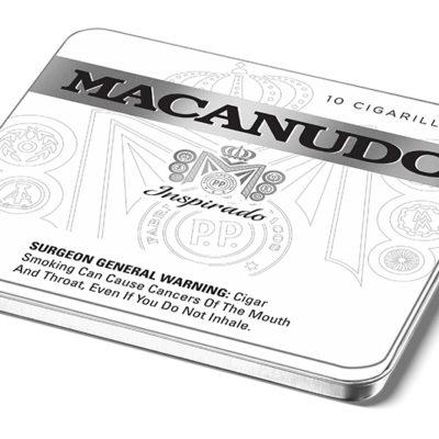 Macanudo Inspirado White | Cigarillo and Corona Size