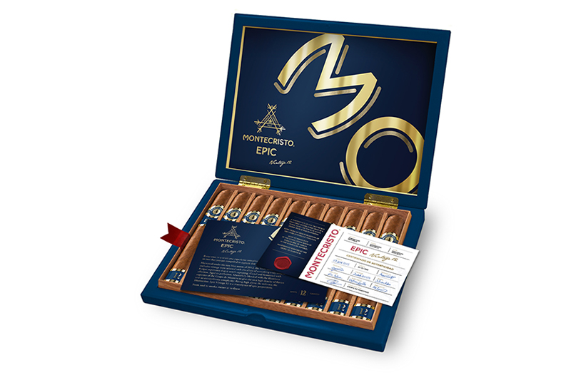 Montecristo Epic Vintage 12 Coming in April 2021