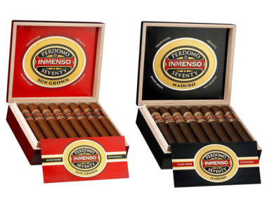 Perdomo Cigars' Perdomo Inmenso Seventy Returns in May 2021