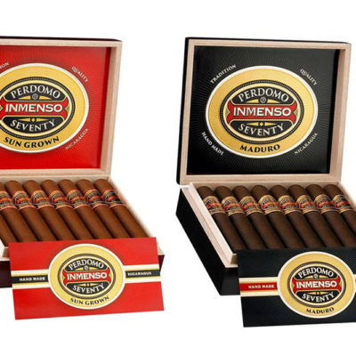 Perdomo Cigars' Perdomo Inmenso Seventy Returns in May 2021