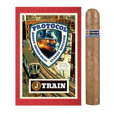 Protocol Cigars Announce Protocol J Train