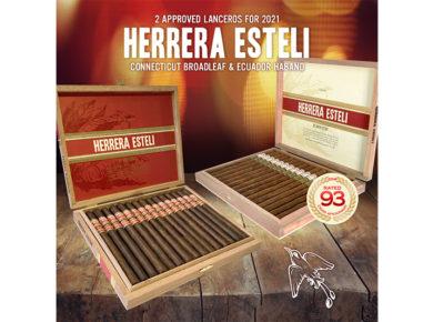Herrera Estelí Limited Edition Lanceros Make 2021 Return
