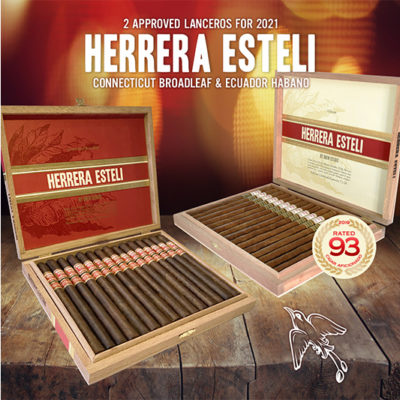 Herrera Estelí Limited Edition Lanceros Make 2021 Return