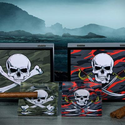 Humidor Supreme Launches New Skull Series