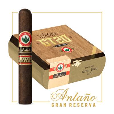 Joya de Nicaragua Unveils the New Antaño Gran Reserva GT20