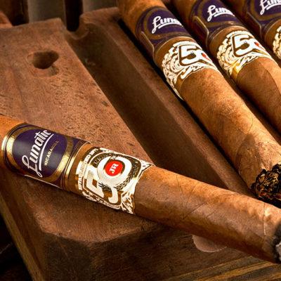 JR Cigar to Release Aganorsa Lunatic JR 50th