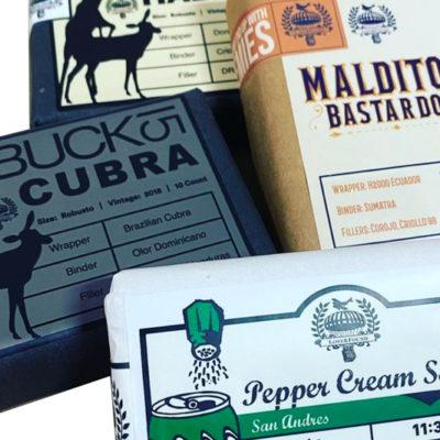 Lost & Found | Buck15, Pepper Cream Soda, Maltidos Bastardos