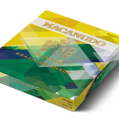 Macanudo Inspirado Brazilian Shade Releasing in May 2021