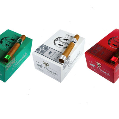 Amendola Family Cigar Co. Launches Cannoli Green and White