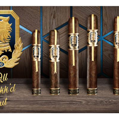 Drew Estate Unveils the Commemorative Undercrown 10