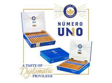 Joya de Nicaragua Announces Numero Uno L'Ambassadeur and Le Premier