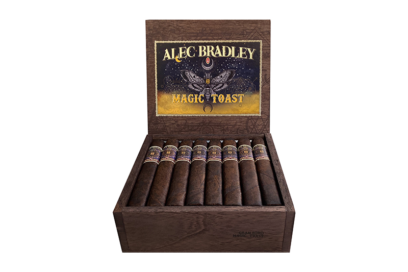 Alec Bradley | Magic Toast Box Pressed